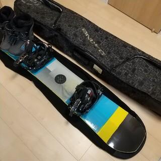 ヘッド(HEAD)のhead RIDE K2 スノーボード メンズ セット ボードケース ブーツ(ボード)
