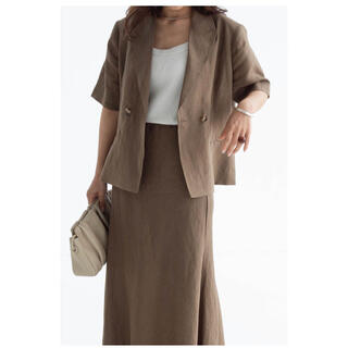 IENA - Na.e❥❥ Linen Setup_brown