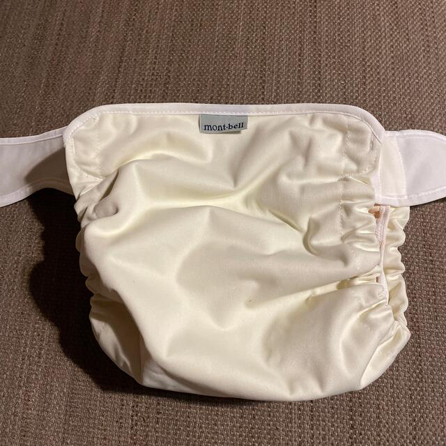 mont bell(モンベル)のmont-bell 布オムツ キッズ/ベビー/マタニティのおむつ/トイレ用品(布おむつ)の商品写真