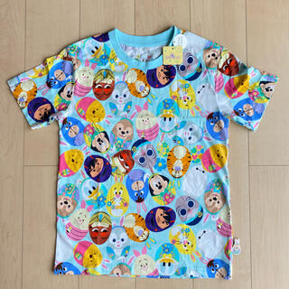 ディズニー(Disney)の【香港ディズニーランド】 ディズニーイースター Tシャツ(キャラクターグッズ)