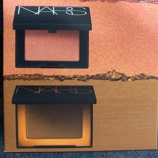 ナーズ(NARS)のNARS アイコニックグロー ミニチークセット(ブラッシュとブロンズパウダー)(コフレ/メイクアップセット)