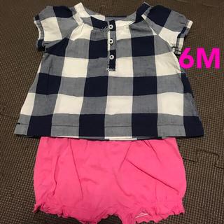 カーターズ(carter's)のカーターズ  Tシャツ&ブルマ 6M(Tシャツ)