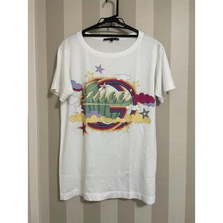グッチ(Gucci)のギンギン様専用 GUCCI プリント Tシャツ ブランド ユニセックス (Tシャツ/カットソー(半袖/袖なし))