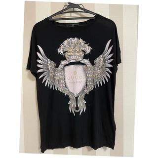 グッチ(Gucci)のGUCCI グッチ Tシャツ プリント ブランド ユニセックス(Tシャツ/カットソー(半袖/袖なし))