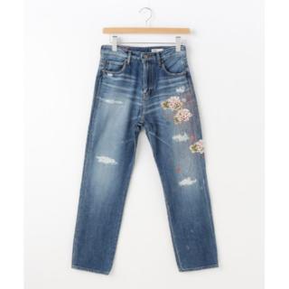 ダブルスタンダードクロージング(DOUBLE STANDARD CLOTHING)のDouble Standard Clothing りデニムパンツ -S- 新品(デニム/ジーンズ)