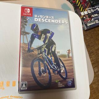ニンテンドースイッチ(Nintendo Switch)のDescenders Switch(家庭用ゲームソフト)