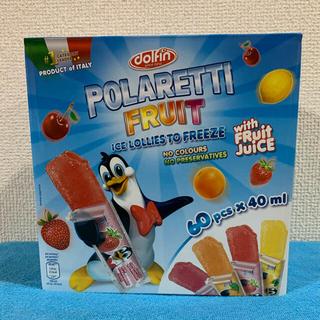 コストコ(コストコ)のコストコ ポラレッティ アイスキャンディー 1箱60本入り❗️(菓子/デザート)