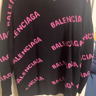 Balenciaga - 定価15万 BALENCIAGA ニット