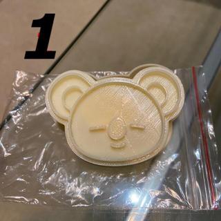 ボウダンショウネンダン(防弾少年団(BTS))のBT21 クッキー型(調理道具/製菓道具)