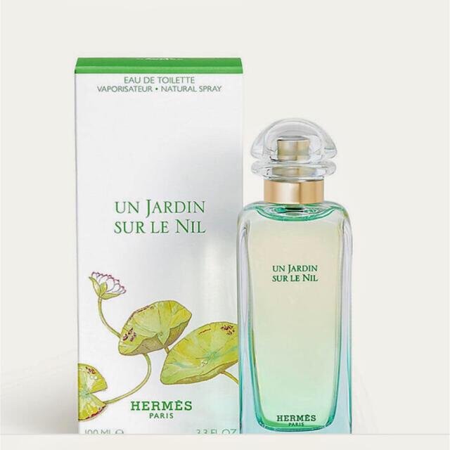 Hermes(エルメス)のエルメス 香水 ナイルの庭 コスメ/美容の香水(ユニセックス)の商品写真