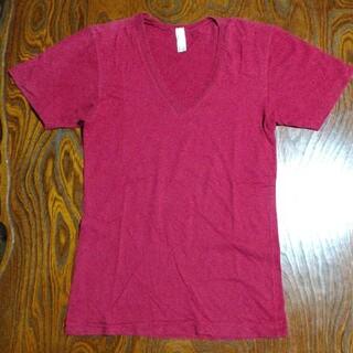 アメリカンアパレル(American Apparel)のAmerican apparel  半袖 VT(Tシャツ/カットソー(半袖/袖なし))