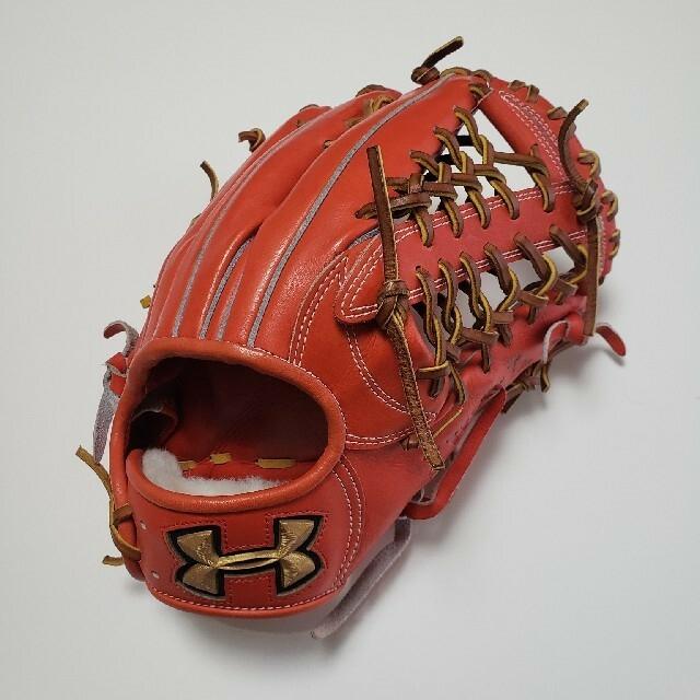 UNDER ARMOUR(アンダーアーマー)のアンダーアーマー 硬式外野手用 スポーツ/アウトドアの野球(グローブ)の商品写真