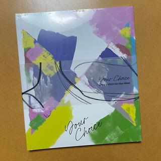 セブンティーン(SEVENTEEN)のyour choice SEVENTEEN セブチ トレカ アルバム 新品未開封(K-POP/アジア)