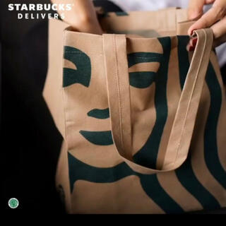 スターバックスコーヒー(Starbucks Coffee)の2枚セット 正規 Starbucks Bag スターバックストート バック(トートバッグ)