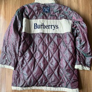 バーバリー(BURBERRY)のburberrys リバーシブル 玉虫 ジャケット(ブルゾン)