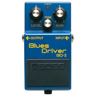 ボス(BOSS)の(新品)BOSS Blues Driver BD-2 ブルースドライバー(エフェクター)