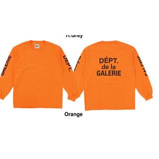 正規品 GALLERY DEPT ギャラリーデプト プリント  ロンT(Tシャツ/カットソー(七分/長袖))