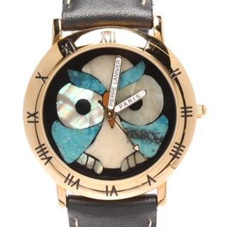 Pierre Lannier - ピエールラニエ Pierre Lannier 腕時計 ふくろう ユニセックス
