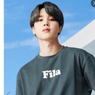 フィラ(FILA)のFILA 2021  JIMIN着用モデル Tシャツ(Tシャツ(半袖/袖なし))
