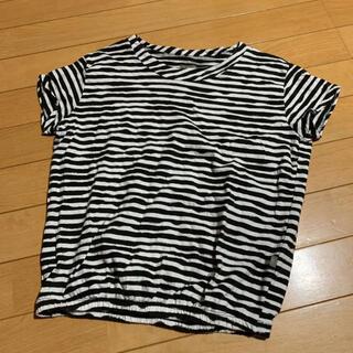 kids case ボーダー Tシャツ  140(Tシャツ/カットソー)