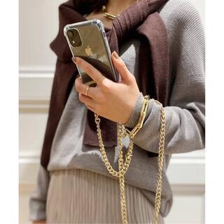 ドゥーズィエムクラス(DEUXIEME CLASSE)のDeuxieme Classe PHONIE iphoneケース X/XS(iPhoneケース)