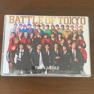 エグザイル トライブ(EXILE TRIBE)の未使用BATTLE OF TOKYO TIME4Jr.EXILE(CD+3BD)(ポップス/ロック(邦楽))