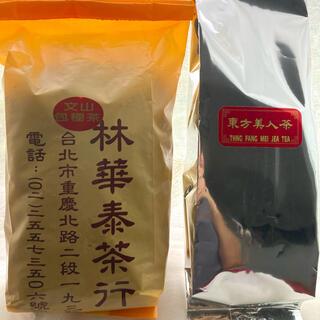 台湾☆林華泰茶行 包種茶 150g.東方美人茶75g(茶)