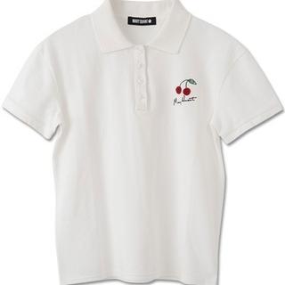 マリークワント(MARY QUANT)のタグ付き ポロシャツ(ポロシャツ)