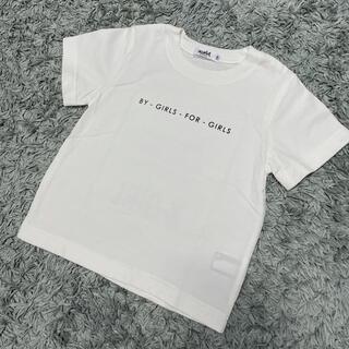 エックスガール(X-girl)の新品X-girl Tシャツ110(Tシャツ/カットソー)