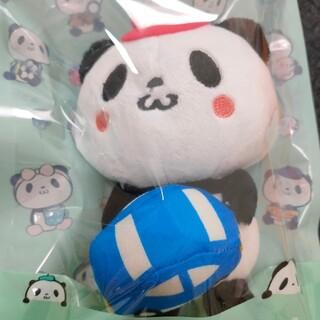 ラクテン(Rakuten)のお買いものパンダぬいぐるみ(キャラクターグッズ)