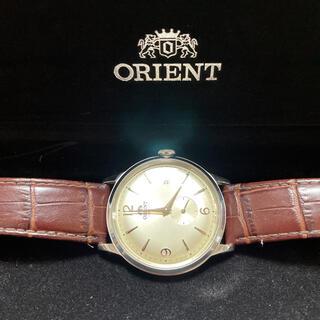 ORIENT - オリエント時計] 腕時計 クラシック 小秒 機械式 RN-AP0003S