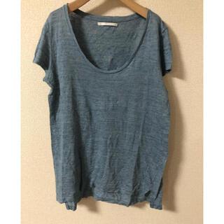ドアーズ(DOORS / URBAN RESEARCH)のアーバンリサーチ ドアーズ Tシャツ リネン  (Tシャツ(半袖/袖なし))