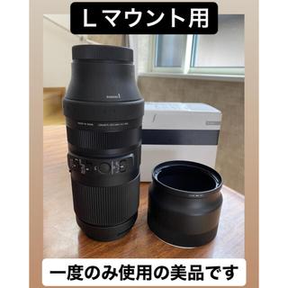 SIGMA - 【Lマウント用】100-400mm F5-6.3 DG DN OS