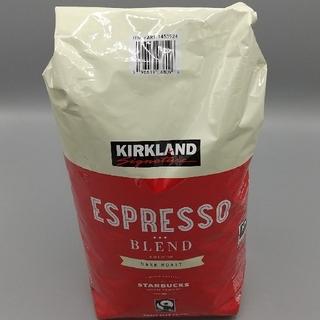 コストコ(コストコ)のここ様専用カークランド スターバックス エスプレッソブレンド コーヒー豆(コーヒー)
