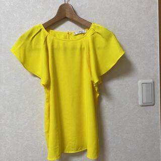 マンゴ(MANGO)のビタミンカラー トップス(シャツ/ブラウス(半袖/袖なし))