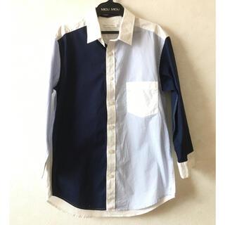 WEGO - メンズ 七分袖シャツ*Sサイズ