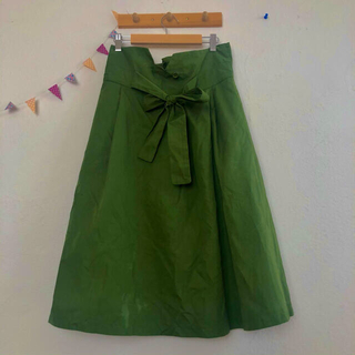 ドアーズ(DOORS / URBAN RESEARCH)のアーバンリサーチ フレアスカート(ひざ丈スカート)