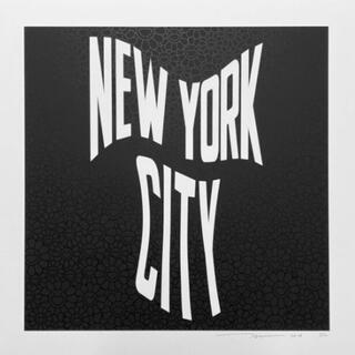 MEDICOM TOY - 村上隆 夜に咲く華 NEW YORK CITY