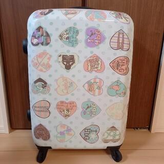 エイチビージー(HbG)のHbG スーツケース(スーツケース/キャリーバッグ)
