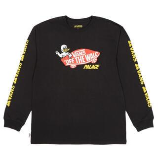 ヴァンズ(VANS)のLサイズ PALACE VANS DUCK OUT LONG SLEEVE (Tシャツ/カットソー(七分/長袖))