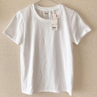 ユニクロ(UNIQLO)の新品 UNIQLO ドライEXクルーネックT(Tシャツ(半袖/袖なし))
