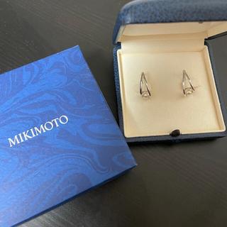 ミキモト(MIKIMOTO)のミキモト ピアス(ピアス)
