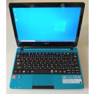 Acer - acer Aspire one AO722-N52C/B