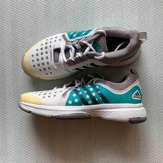 アディダス(adidas)のアディダス テニスシューズ 24cm(シューズ)