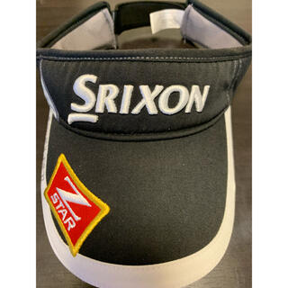 スリクソン(Srixon)のスリクソン サンバイザー Z STAR(サンバイザー)