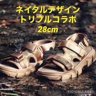 NATAL DESIGN - 【入手極困難】ネイタルデザイン×シャカ×ゴーアウト  28cm トリプルコラボ