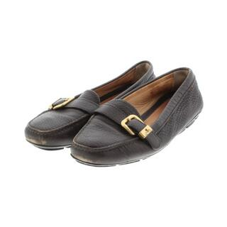 プラダ(PRADA)のPRADA ビジネス・ドレスシューズ レディース(ローファー/革靴)