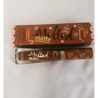 Too Faced - 【新品未使用】 too faced /メルテッド リキッド マットリップ