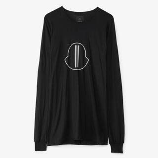 リックオウエンス(Rick Owens)のrick owens × moncler カットソー ロンt リックオウエンス(Tシャツ/カットソー(七分/長袖))