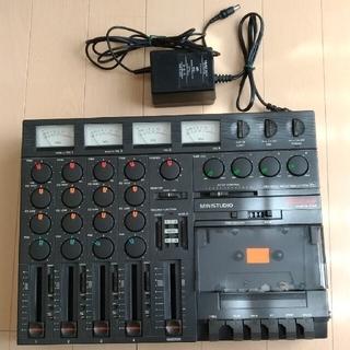 MINISTUDIO TASCAM PORTA ONE カセットテープ付(MTR)
